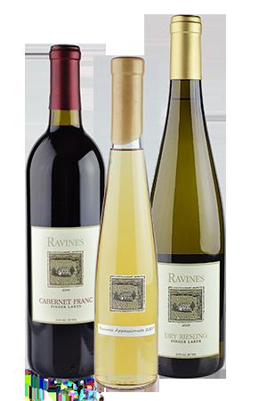 Ravines Wine Bottle Pix